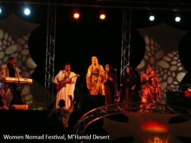 Nomad Festival M'Hamid Desert