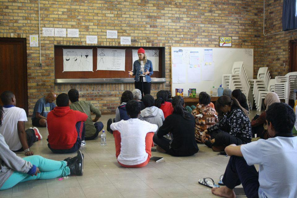 self expression /non -violent communication workshop - Cape Town, South Africa